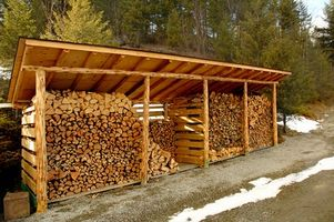 Plans have changed for Sloped roof shed